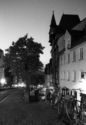 Steinweg @ night