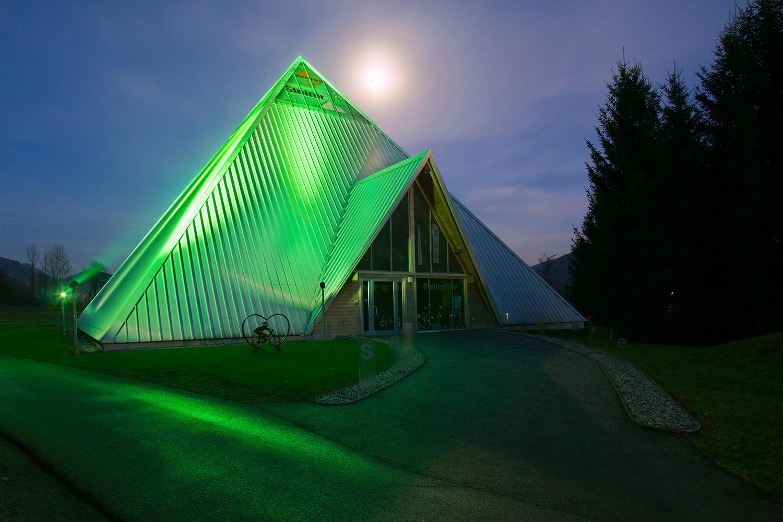 Steirerbike-Pyramide