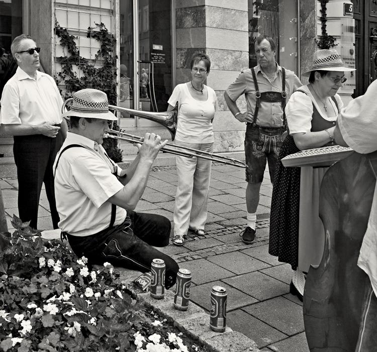 Steirische Musikanten beim Grazer Stadtfest! (4)