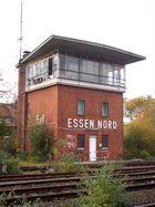 Stellwerk Enf in Essen Nord