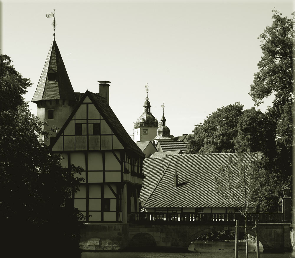 Stemmert Castle used look