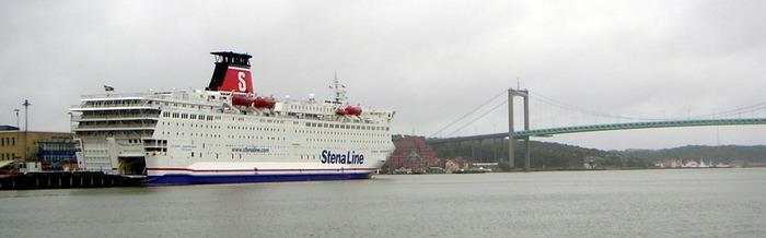 Stena Germanica in Göteborg
