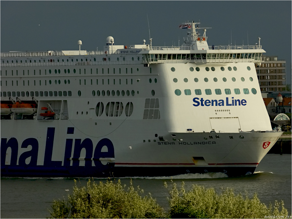 Stena Hollandica / Fähre