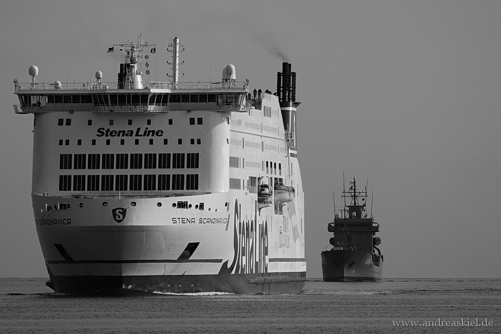 ... Stena is coming ...