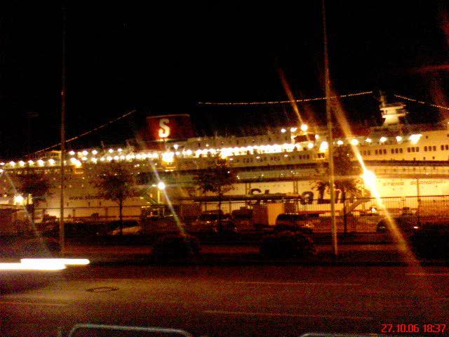 Stena vor Kiel