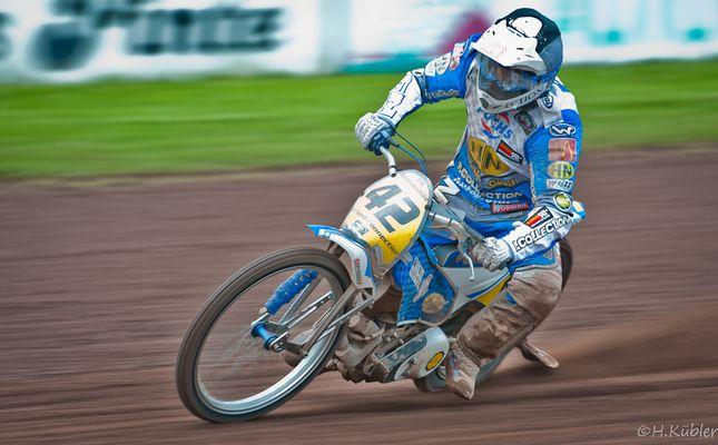 Stephan Katt, 2.Platz im Endlauf in Herxheim 2013