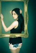 Stephanie Framed