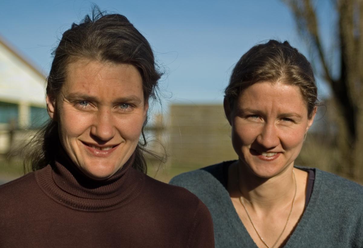 Stephanie und Maria
