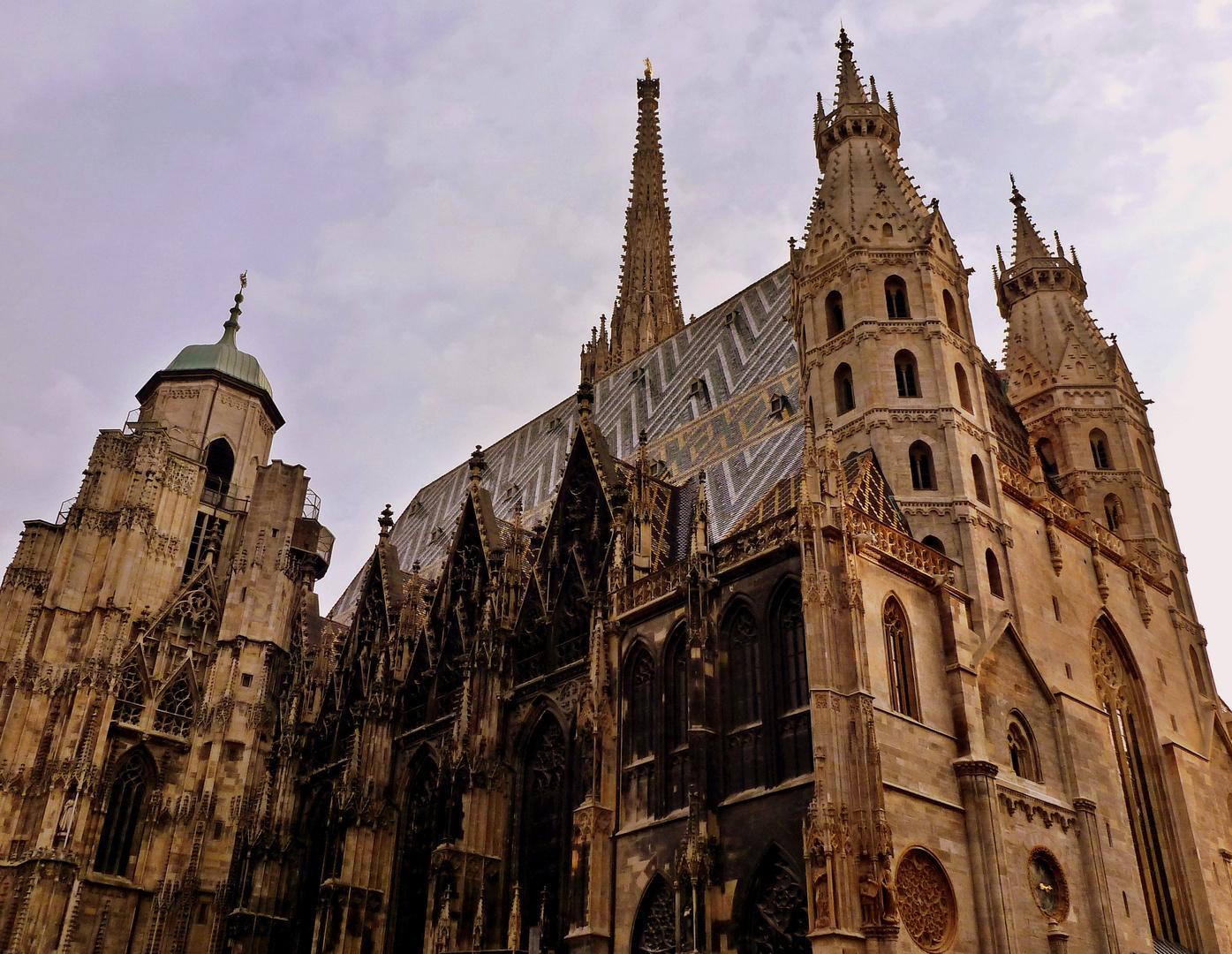 Stephansdom zu Wien