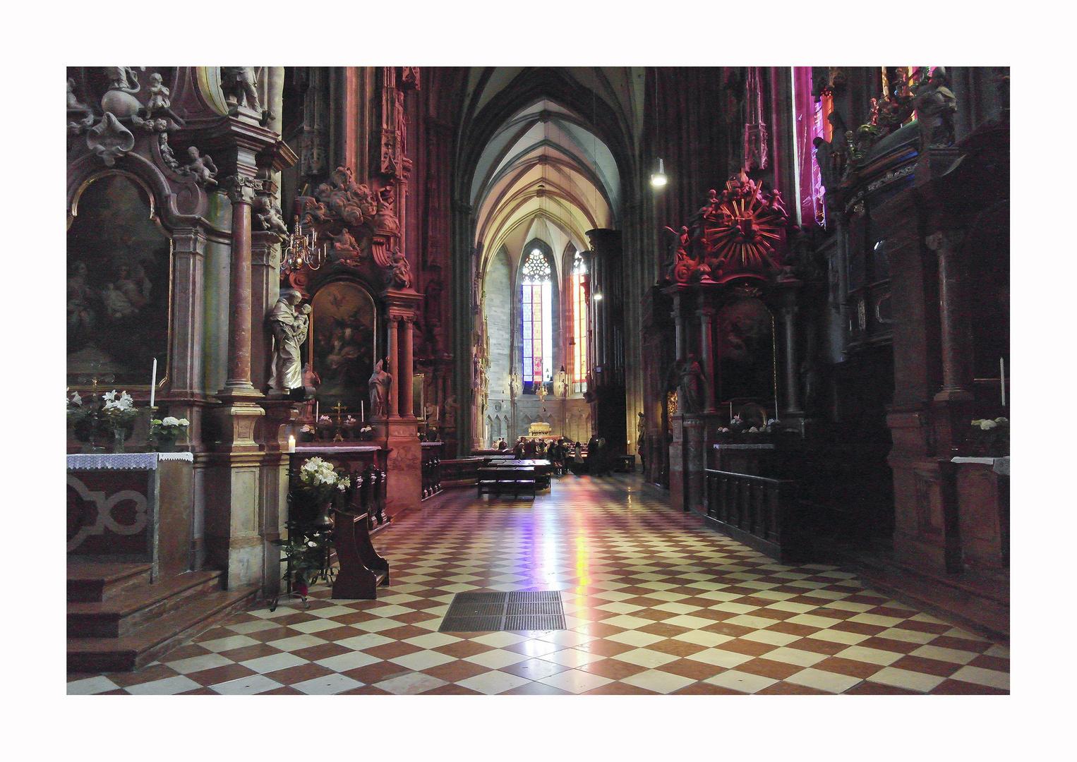 Stephanskirche Seitenaltar