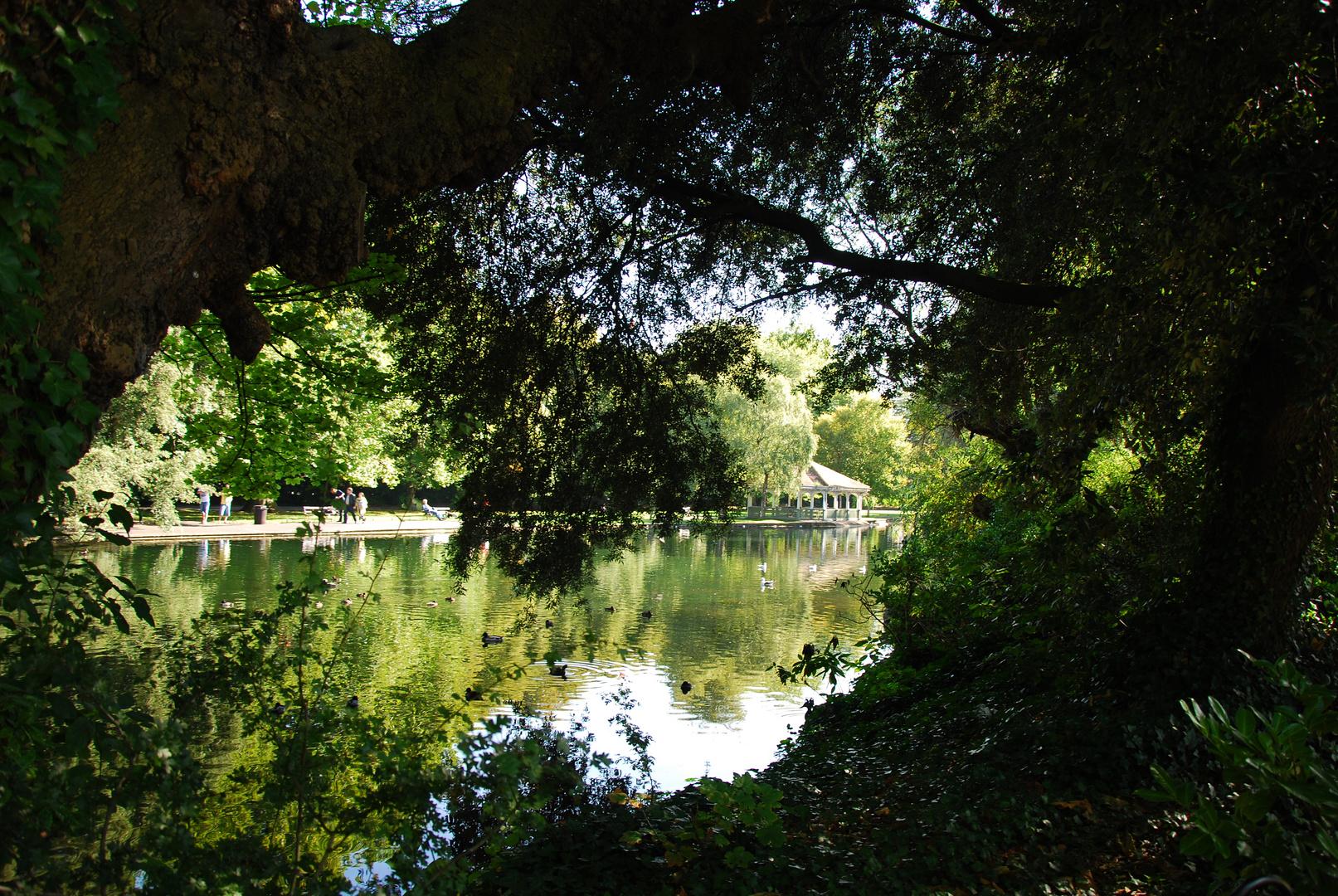 Stephen's Green Park, Ireland