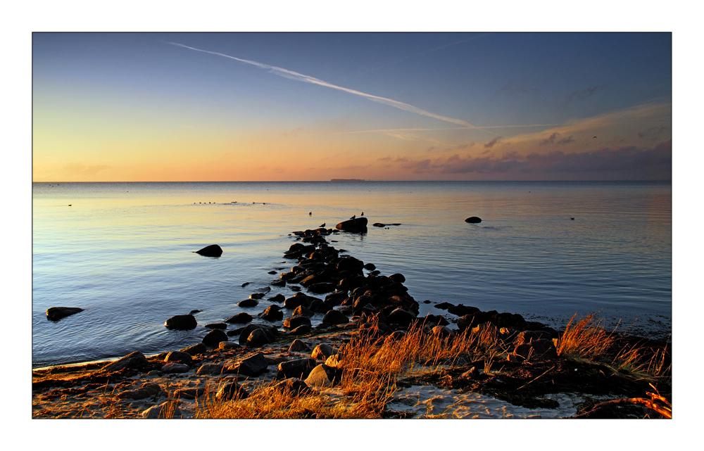Stepping stones - Der Weg ins Meer