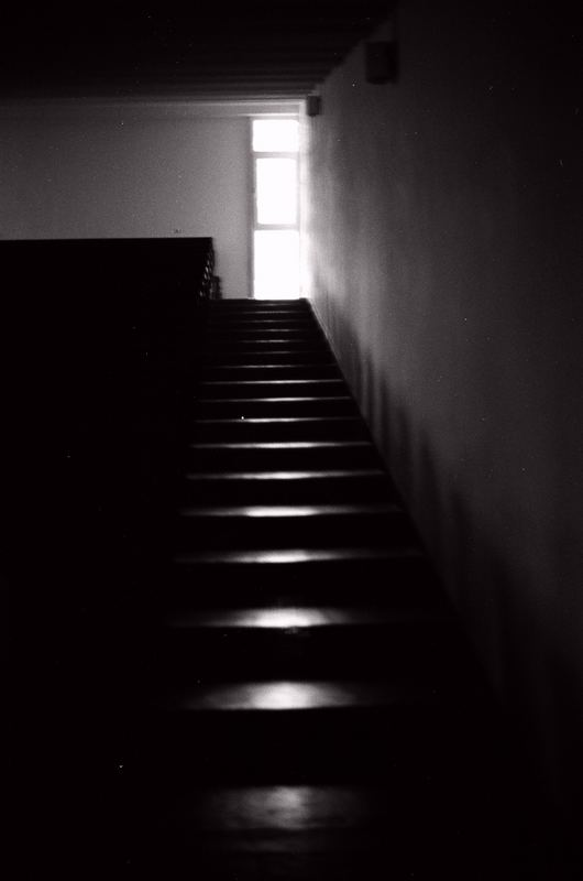 steps to light