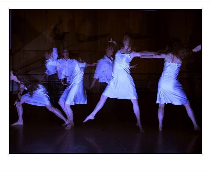 "Steptext Dance Company;  \""Engelspuren\"" 3"