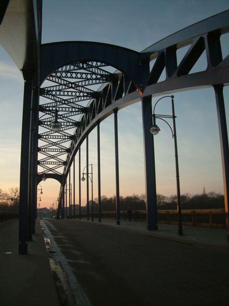 Sterbrücke MD II