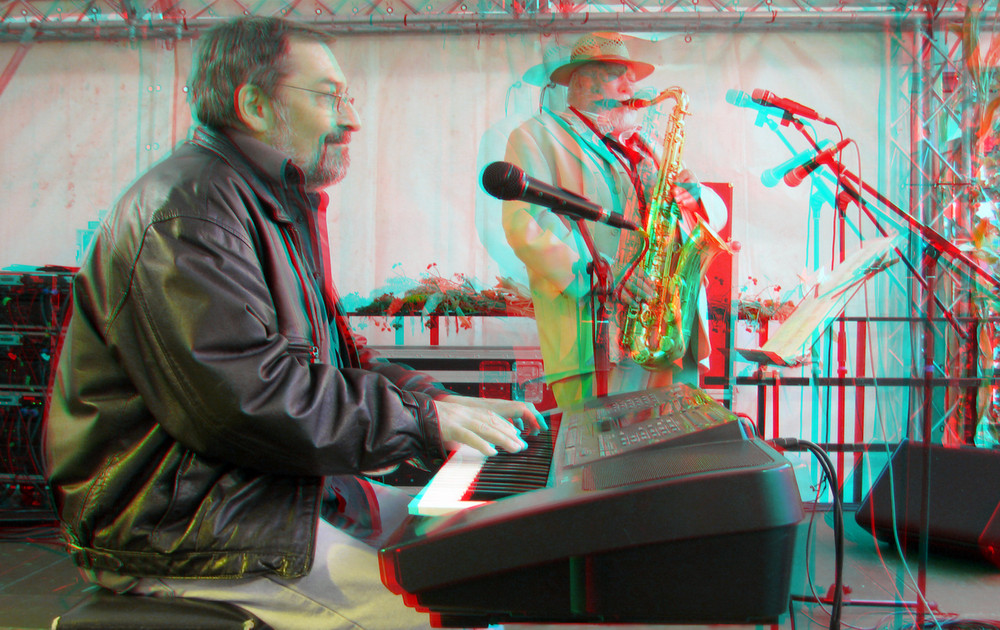 Stereo... (3D-Foto)