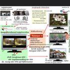 Stereofotos erstellen - Arbeitsschema 3D