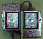 Stereogespann als 3D-Betrachter (Stereo Rig used as 3D-Viewer)