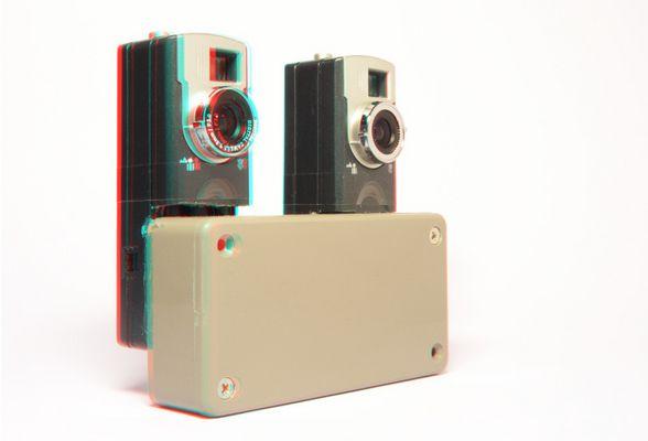 Stereokamera, Selbstbau