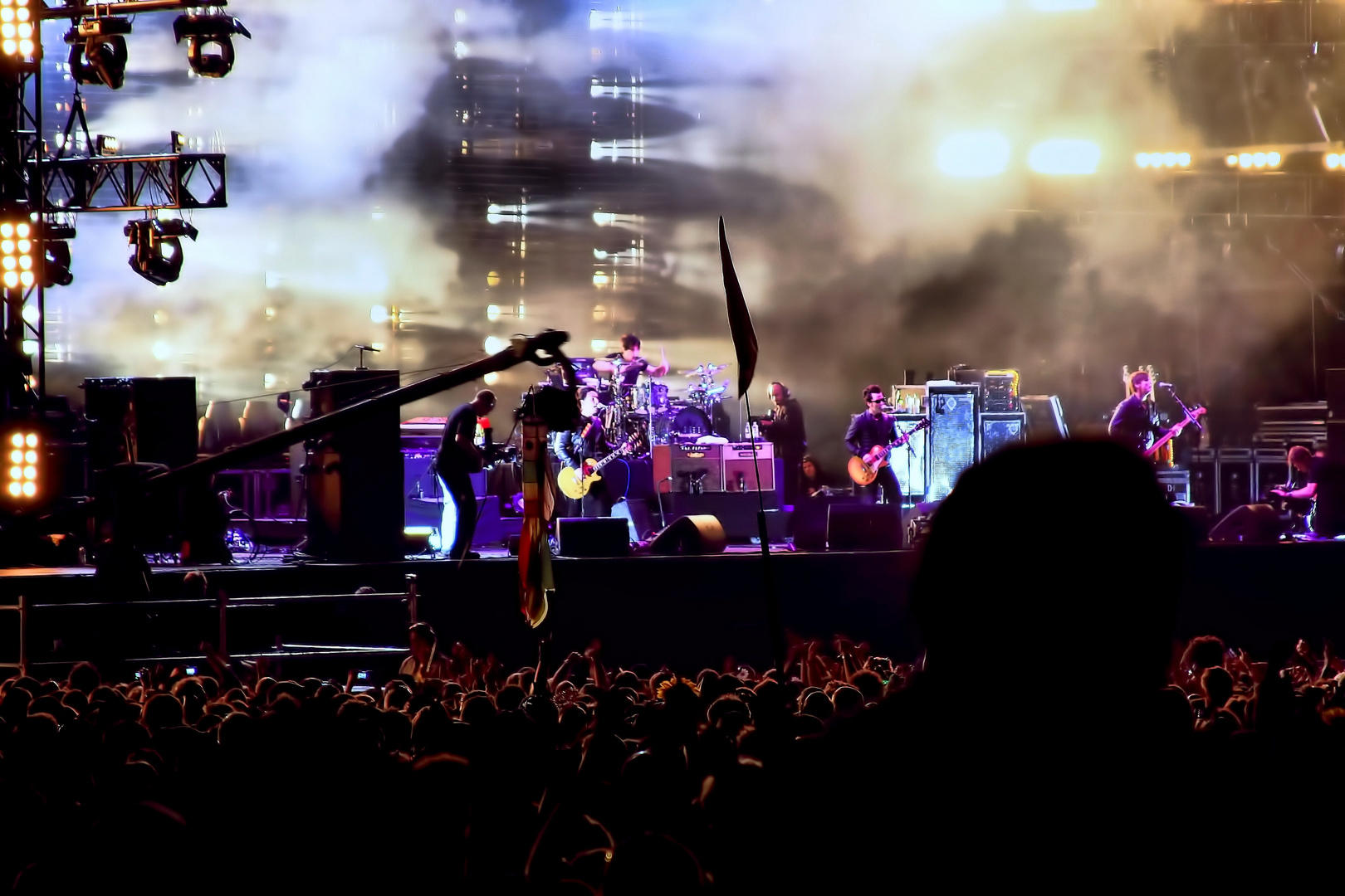 Stereophonics at the Isle of Wight Festival