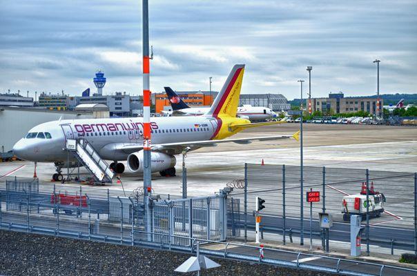 Stern C Flughafen Köln Bonn
