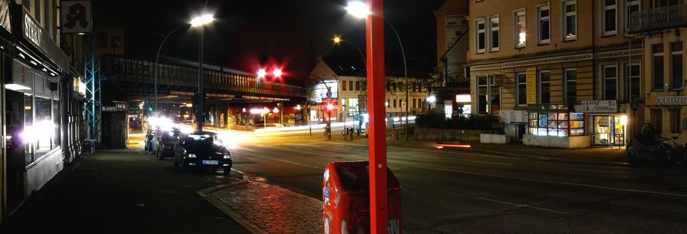 Sternbrücke, Hamburg