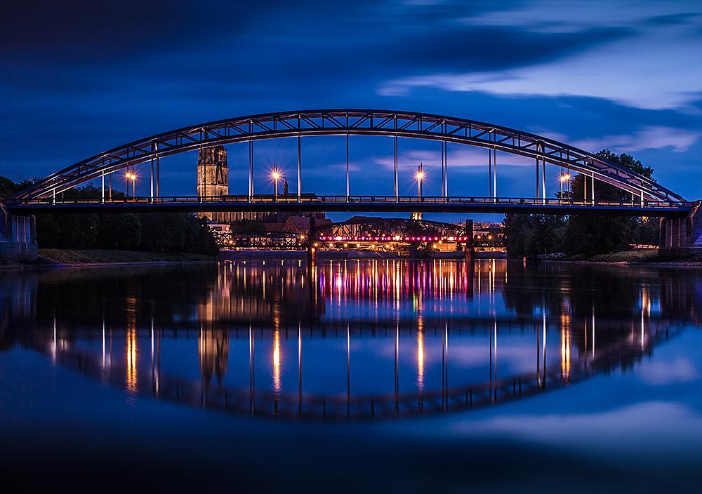 Sternbrücke / Magdeburg