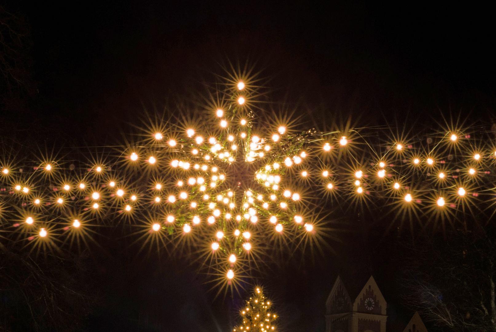 Sterne im Stern