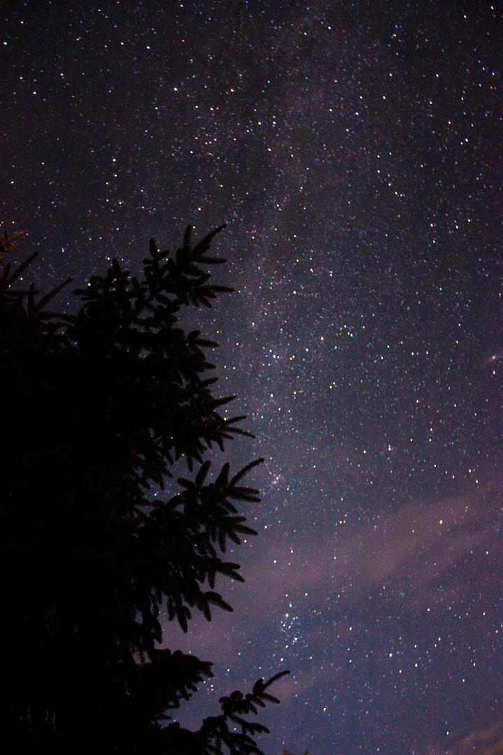 Sterne über Dänemark