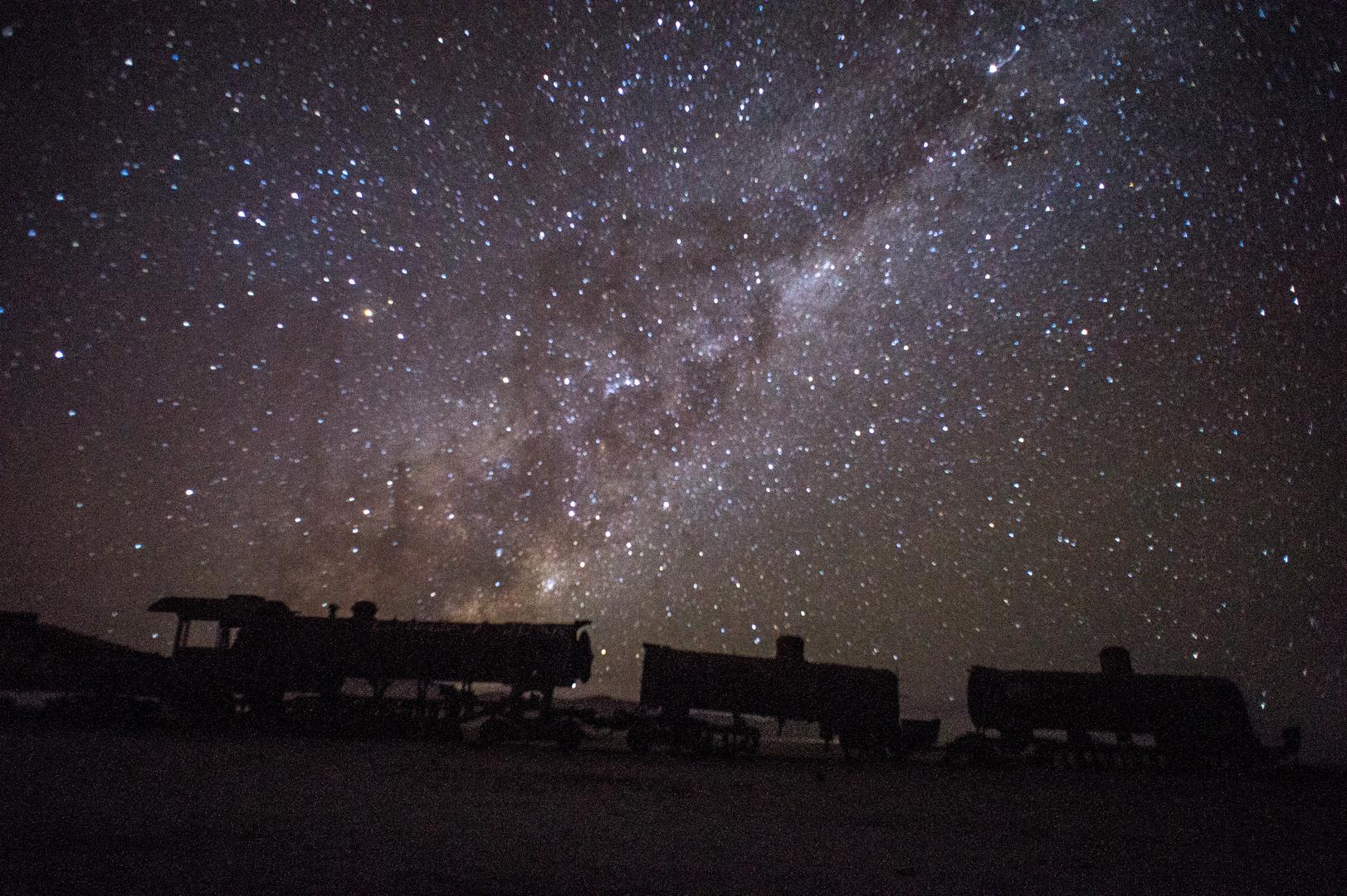 Sterne über Uyuni