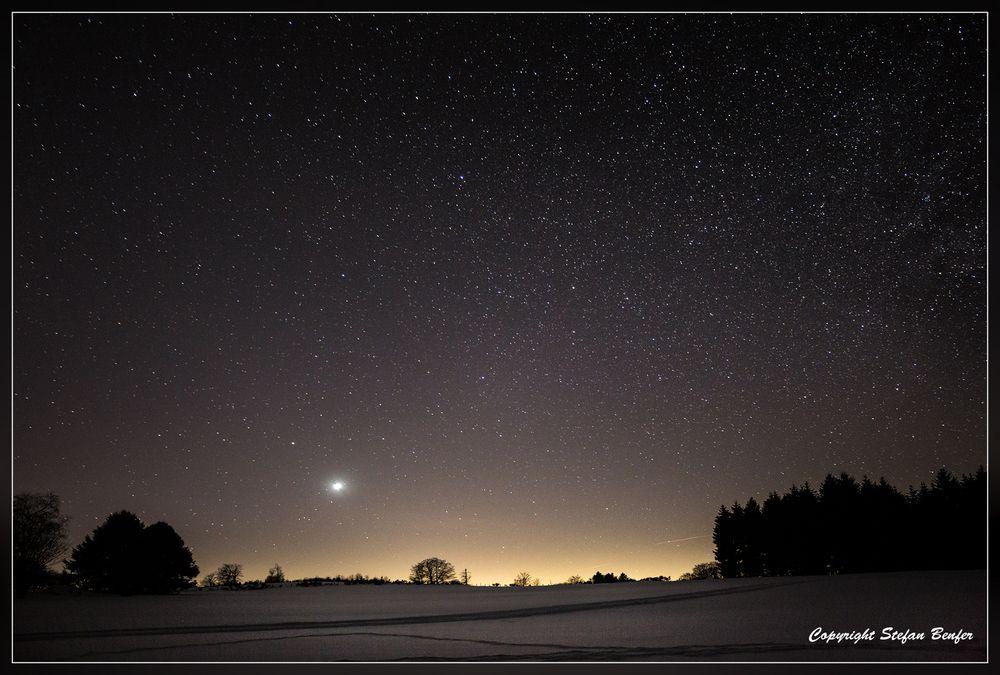 Sterne über Wittgenstein 1