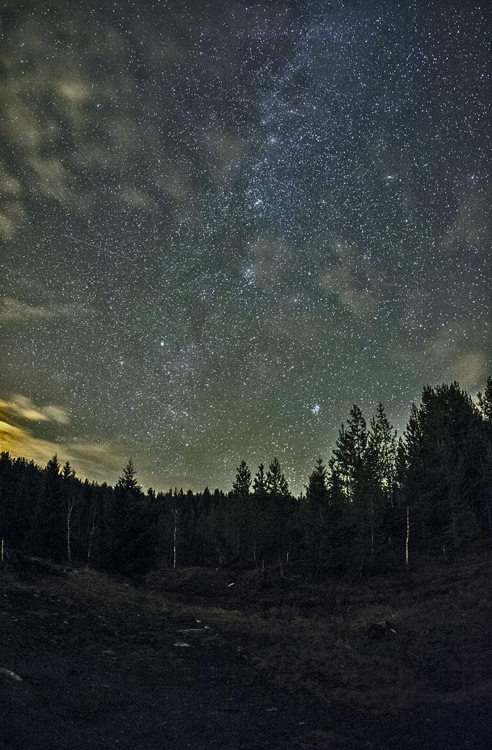 Sternen Himmel