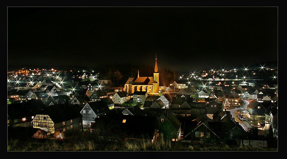 (Sternen)....dorf im Siegerland