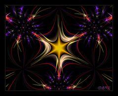 Sternenfeuerwerk