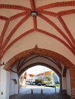 Sternengewölbe am Salzwedeler Tor