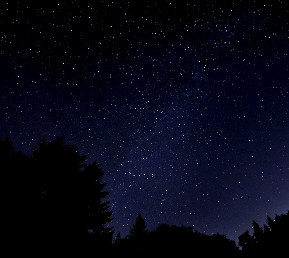 sternenhimmel im august im taunus foto bild. Black Bedroom Furniture Sets. Home Design Ideas
