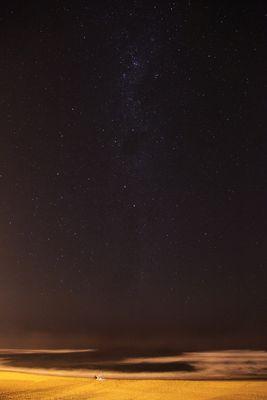 Sternenhimmel im Süden Afrikas