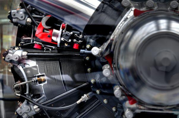 Sternmotor 1