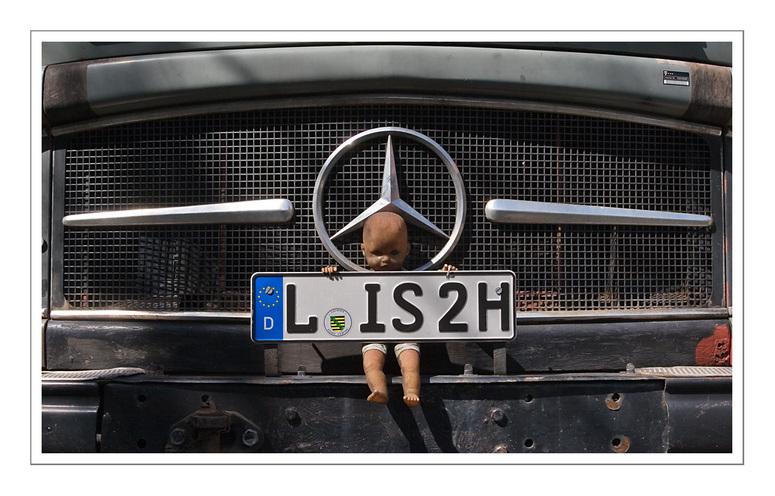 Sternpüppchen Mercedes