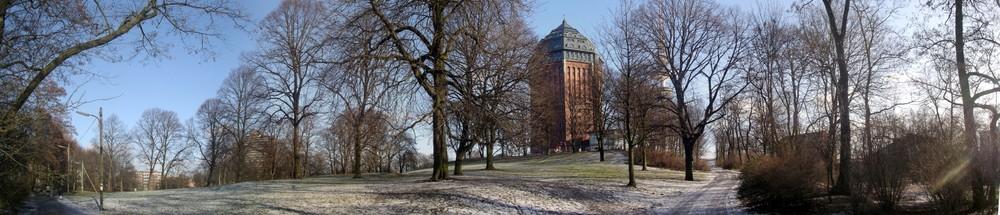 Sternschanzenpark, Hamburg