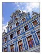 Stettiner Fassadendetail