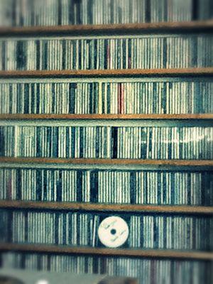 Steven's CD's