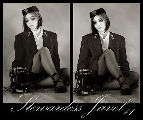 Stewardess Javel #1