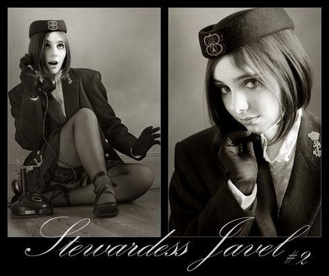 Stewardess Javel #2