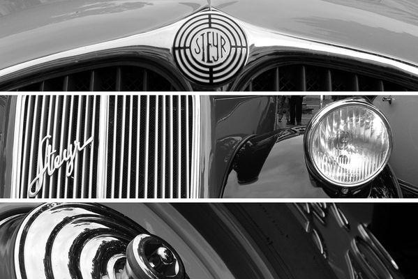 Steyr hat auch mal Autos gebaut...