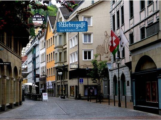 St.Gallen, Schweiz