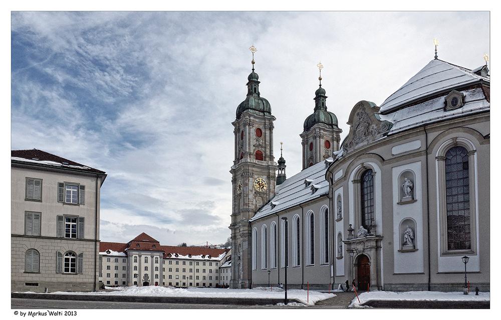 St.Galler Stiftsbezirk