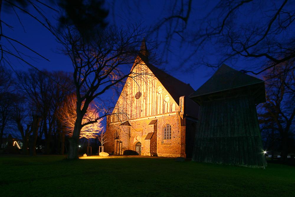 St.Georg in Wiek auf Rügen