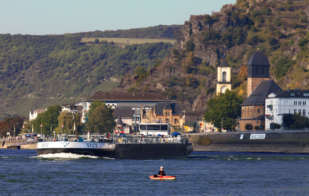 St.Goarshausen, Mittleres Rheintal