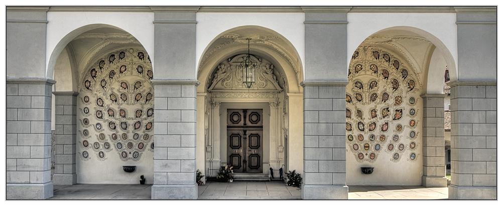 Stiftkirche Eingang